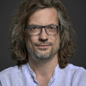 Juror des Kulturhackathon OWL: Matthias Hornschuh, Komponist für Film/TV/Radio - Foto: © Sebastian Linder / GEMA